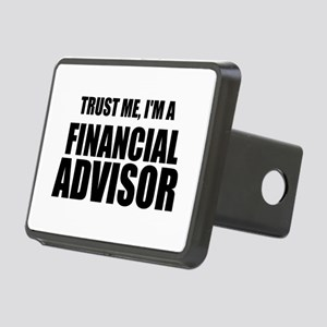 Trust Me, I'm A Financial Advisor Hitch Cover