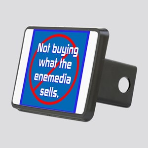 ENEMEDIA Rectangular Hitch Cover