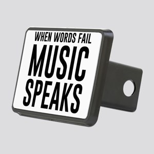 When Words Fail Music Speaks Hitch Cover