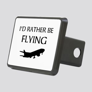 Rather Be Flying1 Hitch Cover