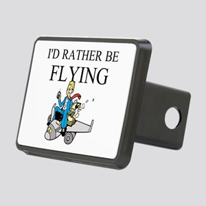 Rather Be Flying2 Hitch Cover