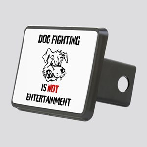 Dog Fighting Hitch Cover