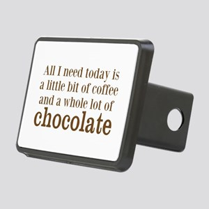 Lot of Chocolate Hitch Cover