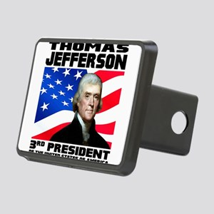 03 Jefferson Rectangular Hitch Cover