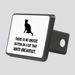 Snooze Button Cat Hitch Cover