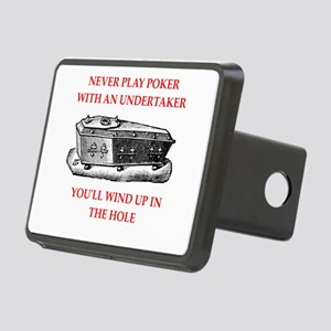 undertaker Hitch Cover