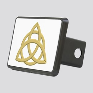 Triquetra, Charmed, Book o Rectangular Hitch Cover
