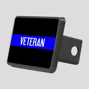Police: Veteran & The Thin Rectangular Hitch Cover