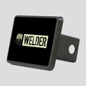 Welder: Arizona Flag & Sta Rectangular Hitch Cover