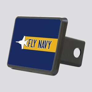 U.S. Navy: Fly Navy (F-18) Rectangular Hitch Cover