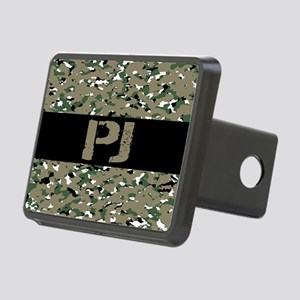 U.S. Air Force: PJ (Camouf Rectangular Hitch Cover