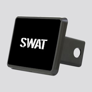 Police: SWAT (Stencil) Rectangular Hitch Cover
