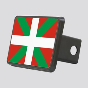 Basque Country: Euskaldun Rectangular Hitch Cover