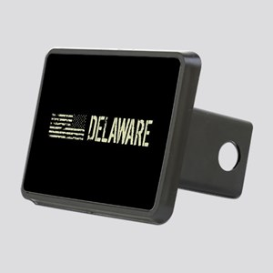 Black Flag: Delaware Rectangular Hitch Cover