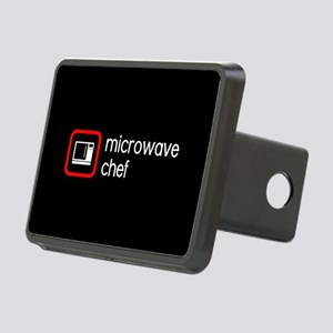Microwave Chef Rectangular Hitch Cover