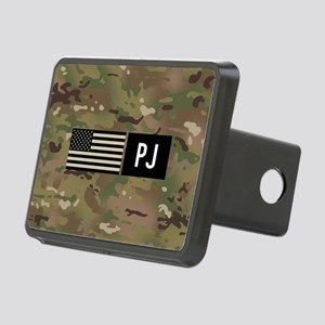U.S. Air Force: PJ (Camo) Rectangular Hitch Cover