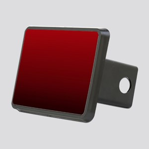 vampire red ombre Rectangular Hitch Cover