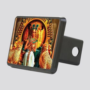 Queen Cleopatra Rectangular Hitch Cover