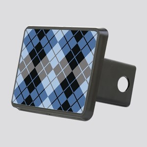 Argyle Design Rectangular Hitch Cover