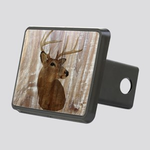rustic western country dee Rectangular Hitch Cover