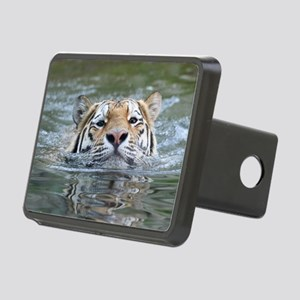 Tiger005 Rectangular Hitch Cover