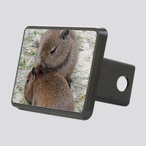 Capybara001 Rectangular Hitch Cover