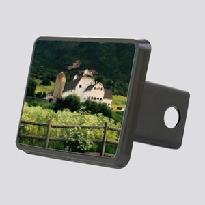 Park City Scene by LH Rectangular Hitch Cover