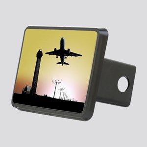ATC: Air Traffic Control Tower & Plane Hitch Cover