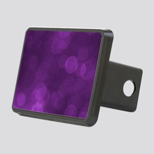 Purple Haze Rectangular Hitch Cover