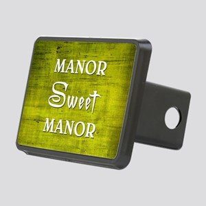 MANOR SWEET MANOR Rectangular Hitch Cover