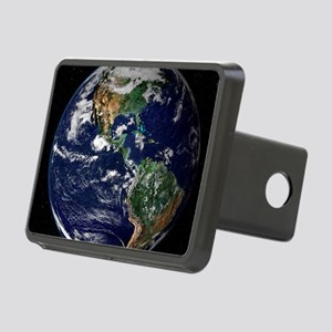 art Earth from space NASA Hitch Cover
