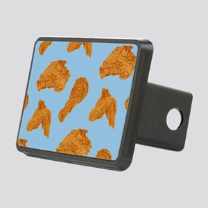 Fried Chicken Pattern Hitch Cover