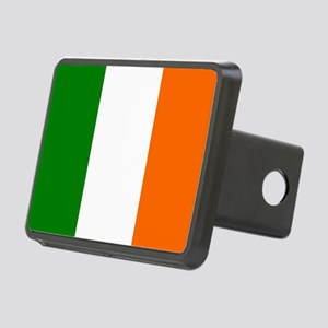 Borderless Square irish Fl Rectangular Hitch Cover