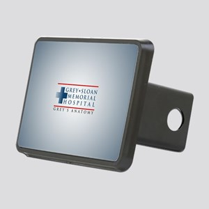 Grey Sloan Memorial Hospit Rectangular Hitch Cover