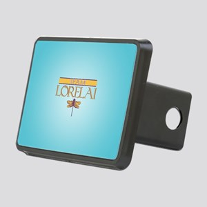 Team Lorelai Rectangular Hitch Cover