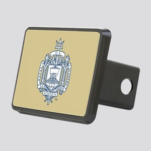 U.S. Naval Academy Crest Rectangular Hitch Cover