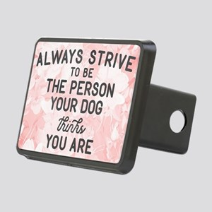 Your Dog Rectangular Hitch Cover