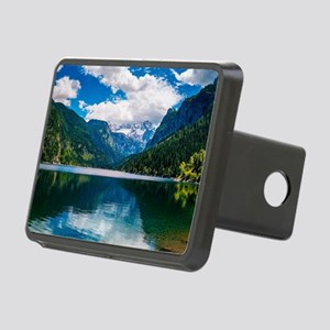 Mountain Valley Lake Rectangular Hitch Cover