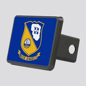 U.S. Navy Blue Angels Cres Rectangular Hitch Cover