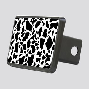 Cow Print Pattern Hitch Cover