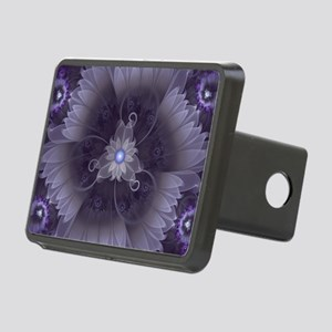 Amazing Fractal Triskelion Rectangular Hitch Cover