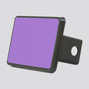 modern abstract purple Rectangular Hitch Cover