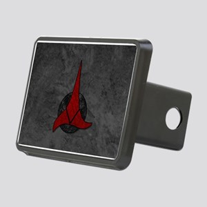 STARTREK KLINGON STONE Rectangular Hitch Cover