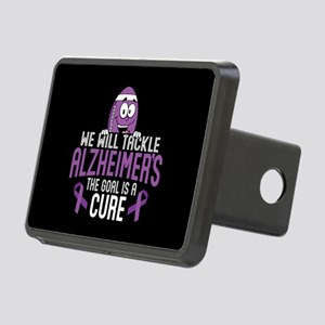 Tackle Alzheimers Rectangular Hitch Cover