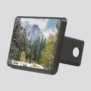 Half Dome and the Merced R Rectangular Hitch Cover