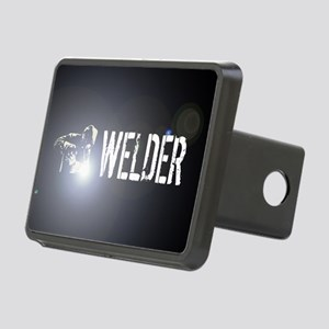 Welding: Stick Welder Rectangular Hitch Cover