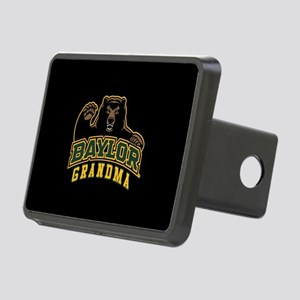 Baylor Grandma Logo Rectangular Hitch Cover