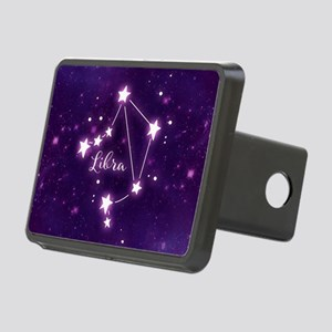 Libra Zodiac Constellation Rectangular Hitch Cover
