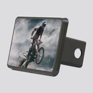 Motocross Rider Hitch Cover