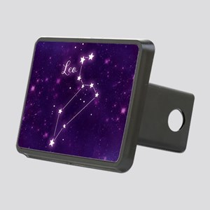 Leo Zodiac Constellation Rectangular Hitch Cover